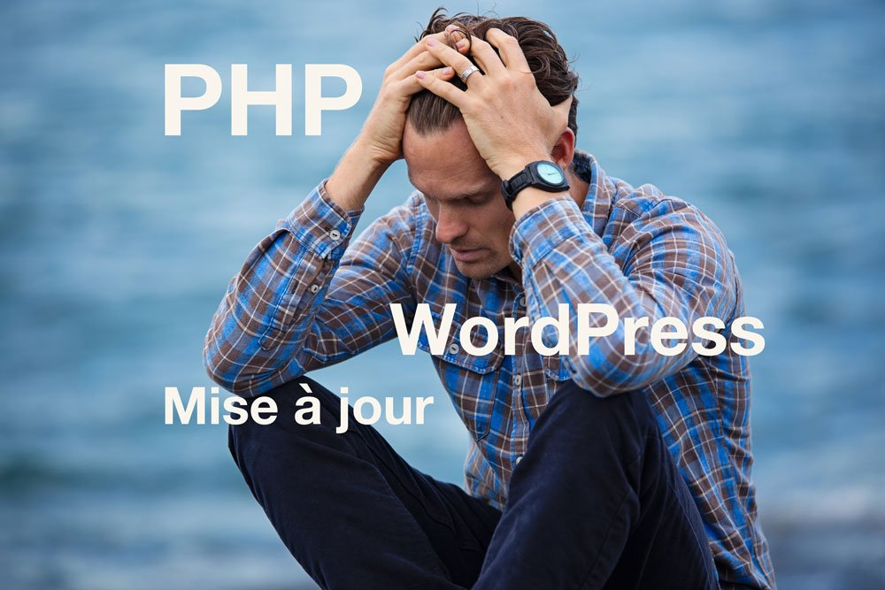 WordPress et la version PHP recommandée
